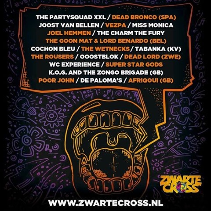 ★ ZWARTE CROSS UPDATE ★
