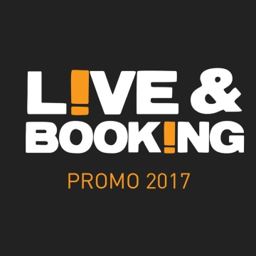 ★ LIVE & BOOKING PROMO ★